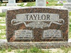 Cleta Mae <i>Halbert</i> Taylor