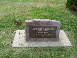 Clarence William Buckman