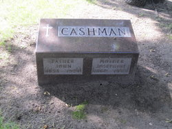 Josephine Maria Josie <i>Rademacher</i> Cashman