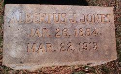 Albertus Judson Jones