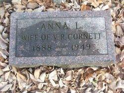 Anna L Cornett