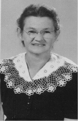 Mahalie Elizabeth <i>Seale</i> Boen