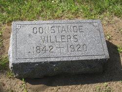 Constance Villers