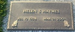 Helen Virginia <i>Sullivan</i> Haymes