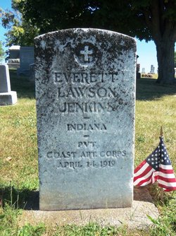 Pvt Everett Lawson Jenkins