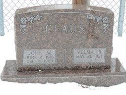 John Emil William Claus