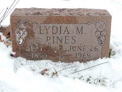 Lydia M Pines