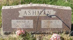 Cassie J.J. <i>Johnson</i> Ashmann