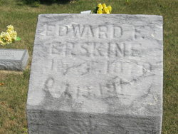 Edward F Erskine