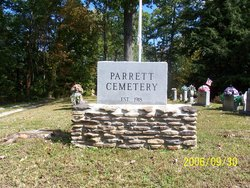 Parrett-Adkins-Colon Cemetery