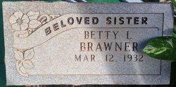 Betty Lou <i>Bynum</i> Brawner
