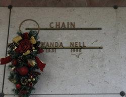 Wanda Nell Chain
