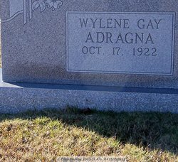 Wylene <i>Gay</i> Adragna