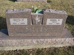 Elizabeth Maxine Betty <i>Toliver</i> Dilley