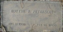 Edythe Rose <i>Partridge</i> Peterson