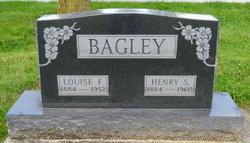 Louise F. <i>Feldt</i> Bagley