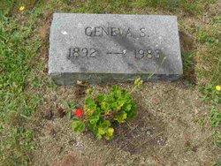 Geneva <i>Sturtevant</i> Partridge