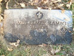 James Elmer Rambo