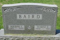 Maurine Ellen <i>Hedge</i> Baird