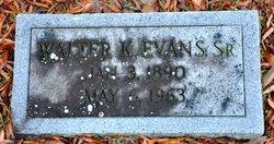 Walter King Evans, Sr