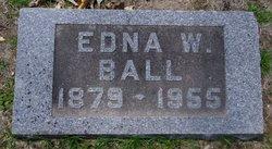 Jessie Edna <i>Wildman</i> Ball