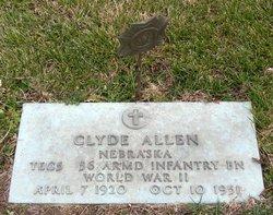 Clyde Henry Allen