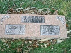 Helen I Allen
