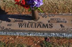 Betty J Williams