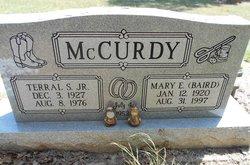 Pvt Terral S. McCurdy, Jr