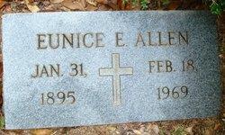 Eunice E. Allen