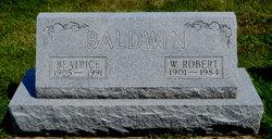 Beatrice <i>Cashour</i> Baldwin