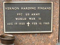 Vernon Harding Finsand