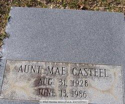 Ila Mae Aunt Mae <i>Allman</i> Casteel