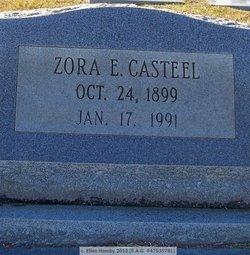Emma Zora Zora <i>Harris</i> Casteel