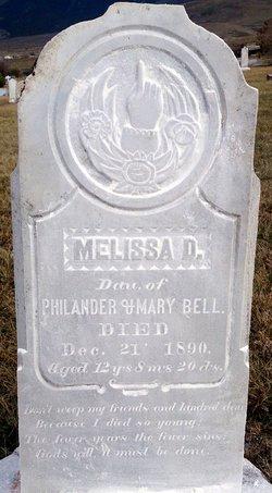 Melissa E Bell
