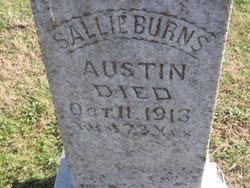 Sallie <i>Burns</i> Austin
