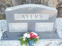 Wofford L Ayers
