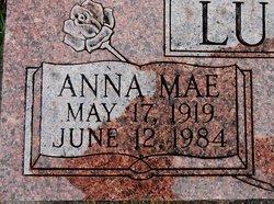 Anna Mae <i>Edwards</i> Luedeke
