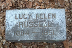 Lucy Helen <i>Shanks</i> Russell
