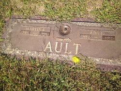 Ada Laverne <i>Lamott</i> Ault
