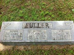 Pvt Melvin W. Fuller