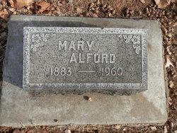 Mary <i>Dinkel</i> Alford