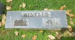Addie Mae <i>Fisher</i> Winkler