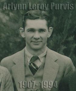 Arlynn Leroy Purvis