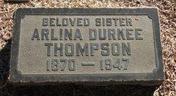 Arlina Durkee Thompson