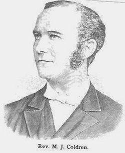 Rev Milo J. Coldren
