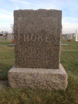 Irene Louise <i>Hoke</i> Allaback