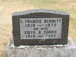 Edith Rea <i>Curie</i> Bennett