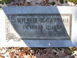 Wilbur Timothy Gaston