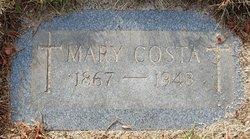 Mary <i>Medeiros</i> Costa